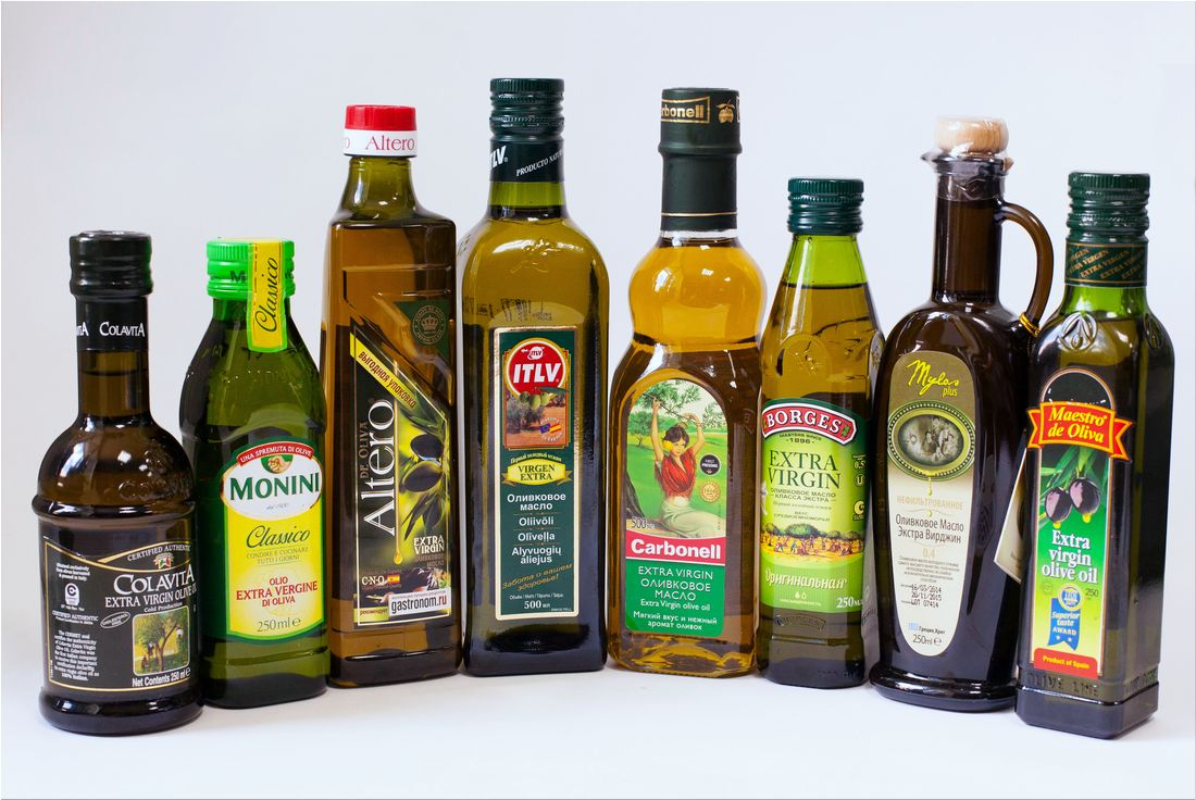масло оливковое цистит